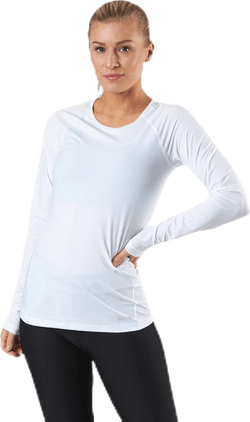 Sport Long Sleeve White
