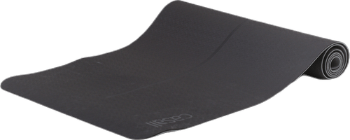 Yoga mat position 4mm Black/Grey