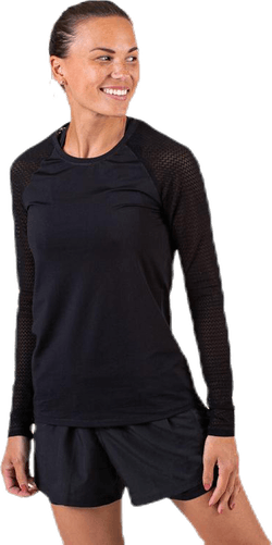 Synergy Long Sleeve Black