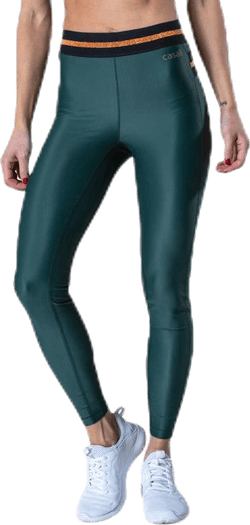Fearless High Waist 7/8 Tights Green