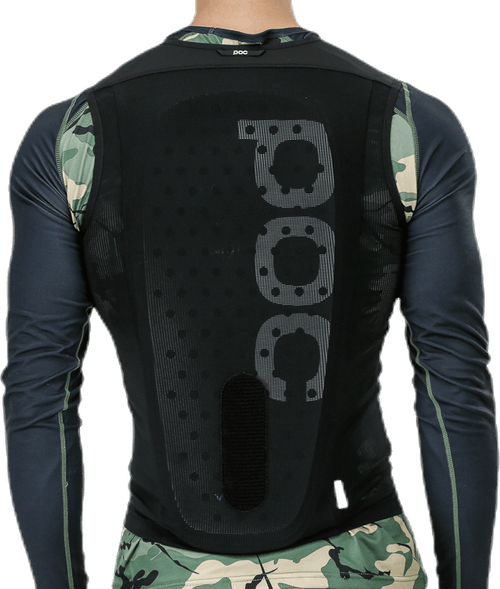 Spine VPD air WO vest Black