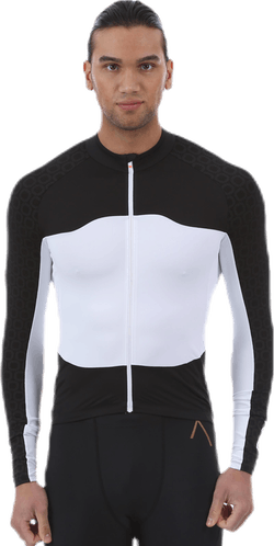 AVIP LS Ceramic Jersey White/Black