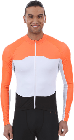 AVIP LS Ceramic Jersey Orange/White