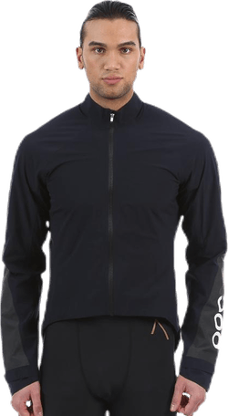 AVIP Rain Jacket Black