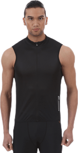 Essential Road Wind Vest Black
