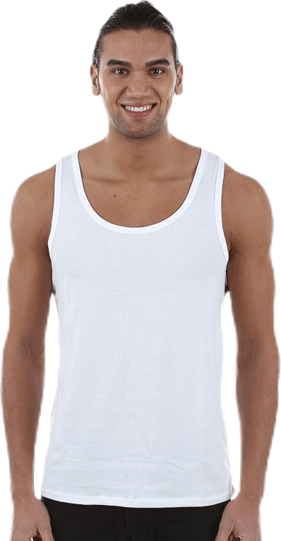 Tank Top 2-pack White