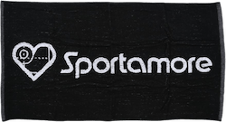 Sportamore Towel Black