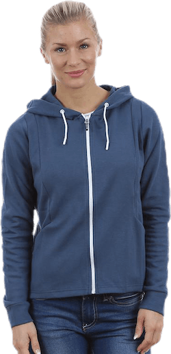 Melina Tech Jacket Blue
