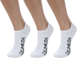 3-pack Running Sock White