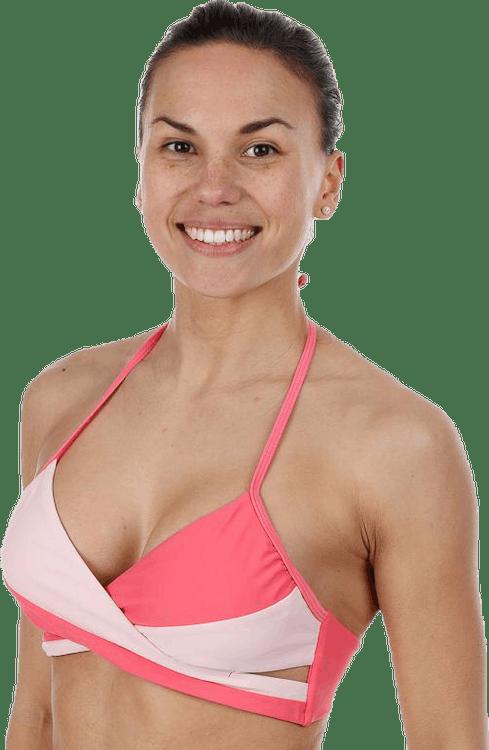 Philippa Bralette Pink