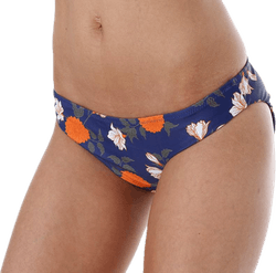 Violet Brief Blue/Patterned