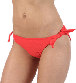 Felicia Tie Brief Red