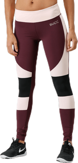 Sprint Tights Pink/White/Black