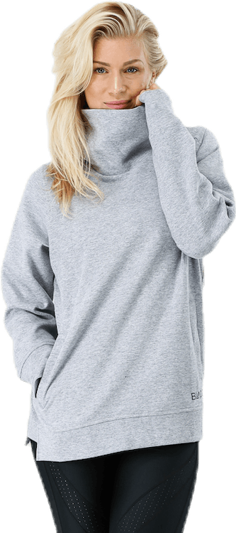 Cheerful Sweater Grey