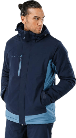 Sebastian Ski Jacket Blue