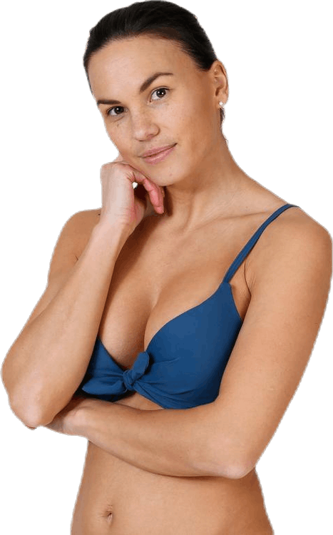 Helia Push Up  Blue