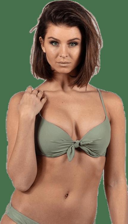 Helia Push Up  Green