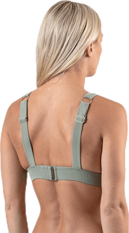 Penny Top Green