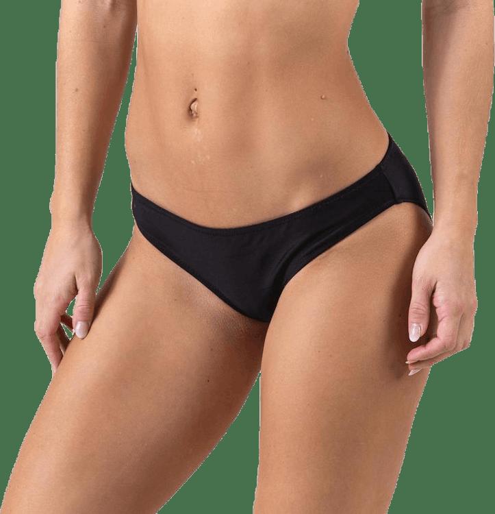 Violet Brief Black