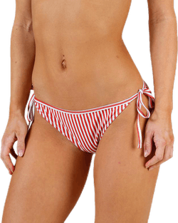 Abigail Tie Tanga Orange/Patterned