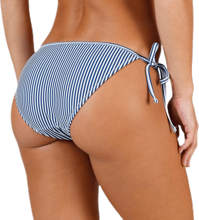 Abigail Frill Tanga Blue/Patterned