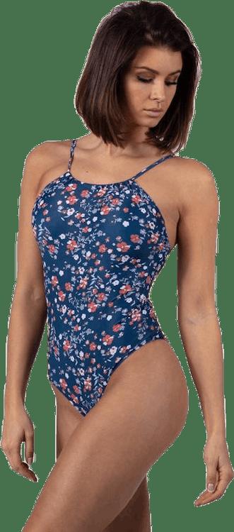 Ophelia Swimsuit Blue