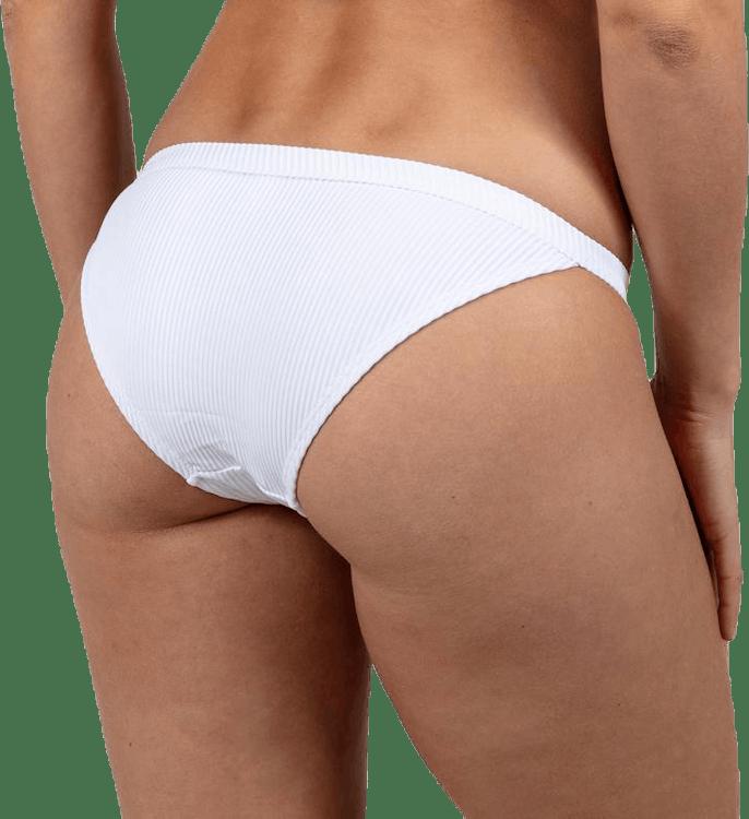 Lilja Ribb Tanga White
