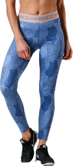 Power Tights Blue
