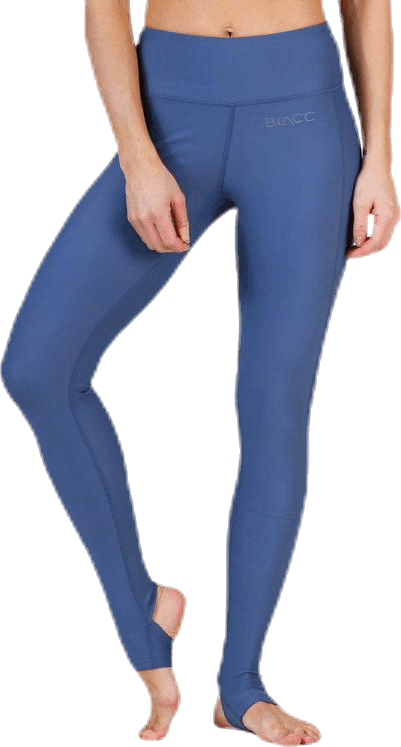 Pose Yoga Tights Blue