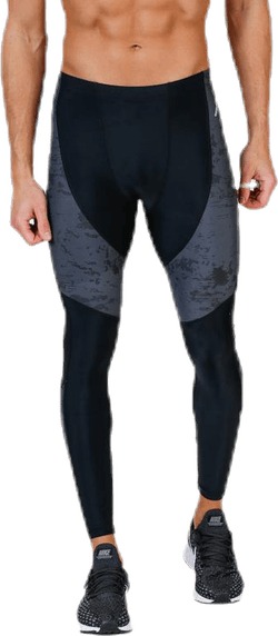 Brace Compression Tights Black