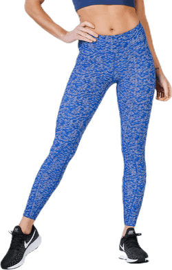 Lava Compression tights Blue/Black