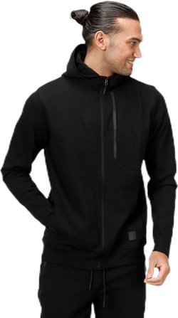 Eric Tech Jacket Black