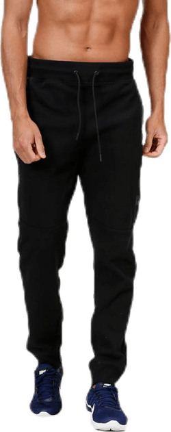Eric Tech Pants Black