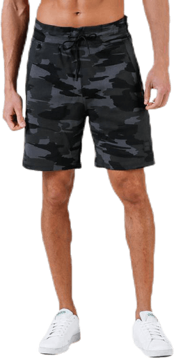Eric Tech Shorts Patterned