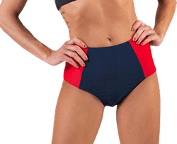 Miley HW Brief Blue/Red