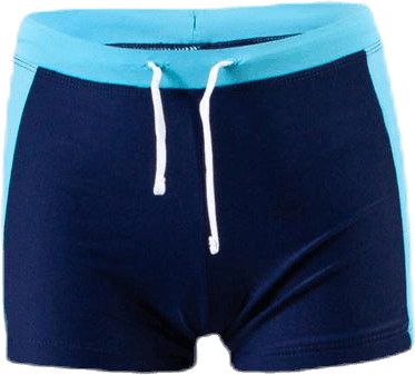 Jr UV Swim Trunks Blue/Turquoise