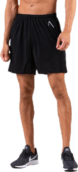 Axis Mesh Shorts Black