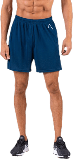 Axis Mesh Shorts Blue