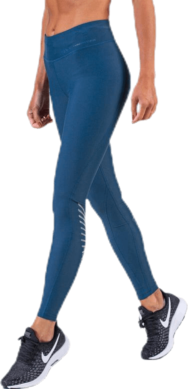 Lava Compression tights Blue