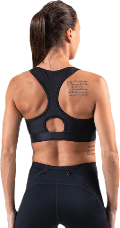 Galaxy Sports Bra Black