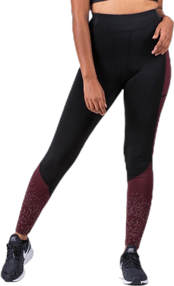 Anja Winter Tights Purple