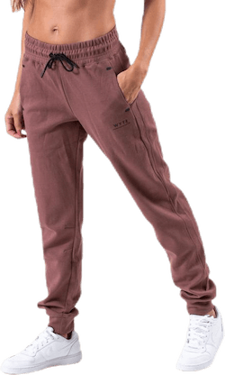 Ebba Tech Pants Purple/Brown