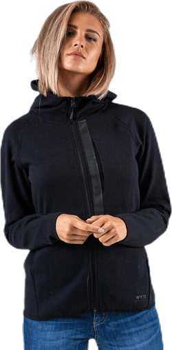 Ebba Tech Jacket Black