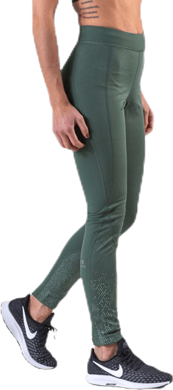 Anja Shield Tights Green