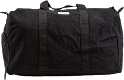Canvas Weekendbag Black