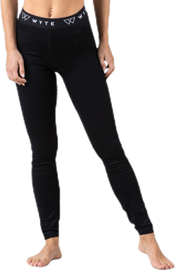 Flora Merino Pants Black