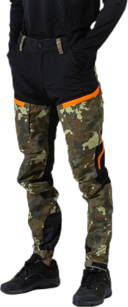 Adventure Pro Pant Patterned/Green