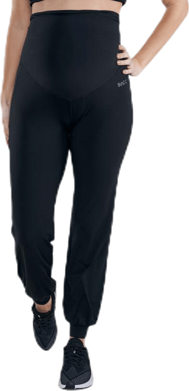 Enjoy Mama Pants Black