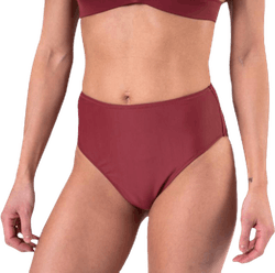 Nalani High Waist Red