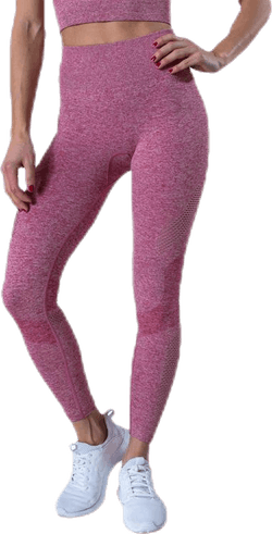 Neoma Seamless Tights Pink
